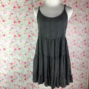 Brandy Melville Floral Print Tunic Dress